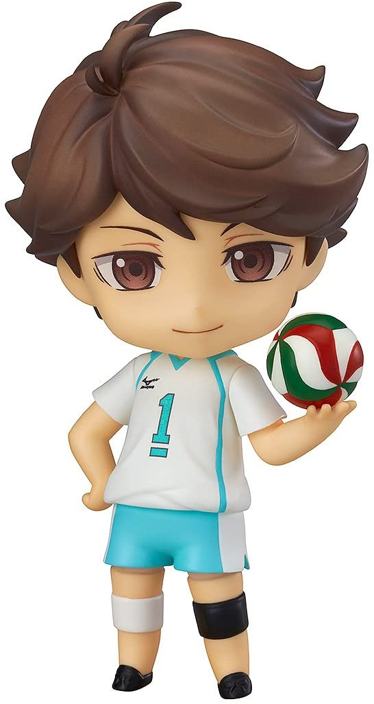 Good Smile Orange Rouge Nendoroid 563 Haikyu!! Toru Oikawa