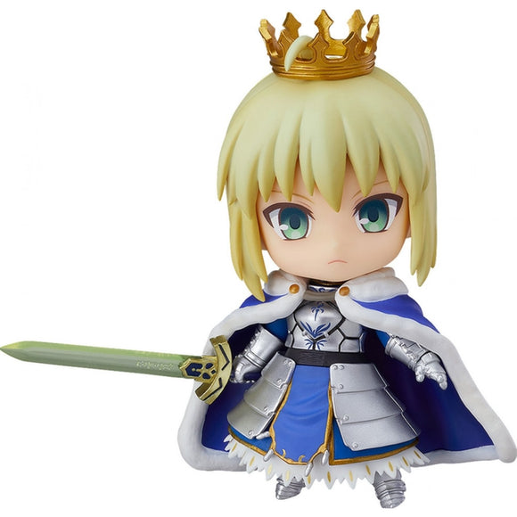Good Smile Nendoroid 600b Fate/Grand Order Saber/Altria Pendragon True Name ver.