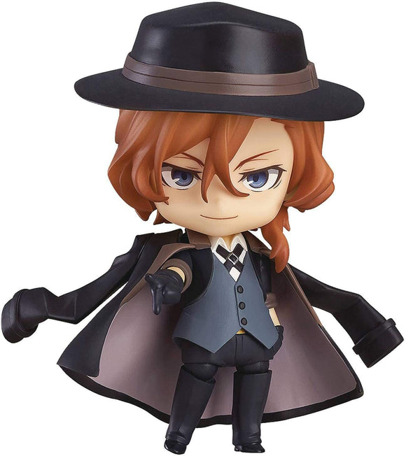 Good Smile Orange Rouge Nendoroid 676 Bungou Stray Dogs Chuya Nakahara