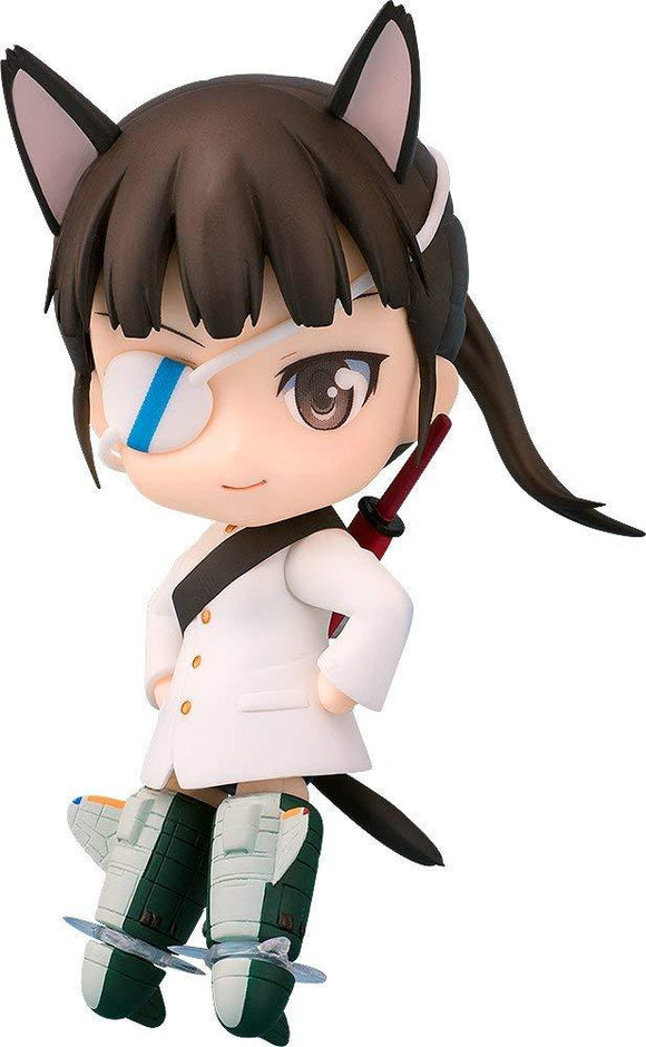 Good Smile Phat Nendoroid 687 Strike Witches 2 Mio Sakamoto