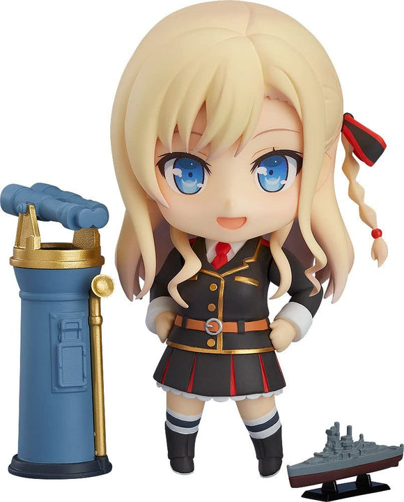 Good Smile Nendoroid 693 HIGH SCHOOL FLEET Wilhelmina