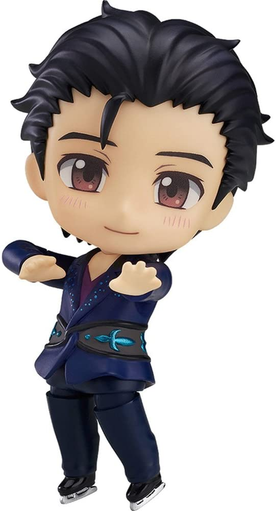 Good Smile Nendoroid 762 YURI!!! on ICE Yuri Katsuki Free Skating Ver.