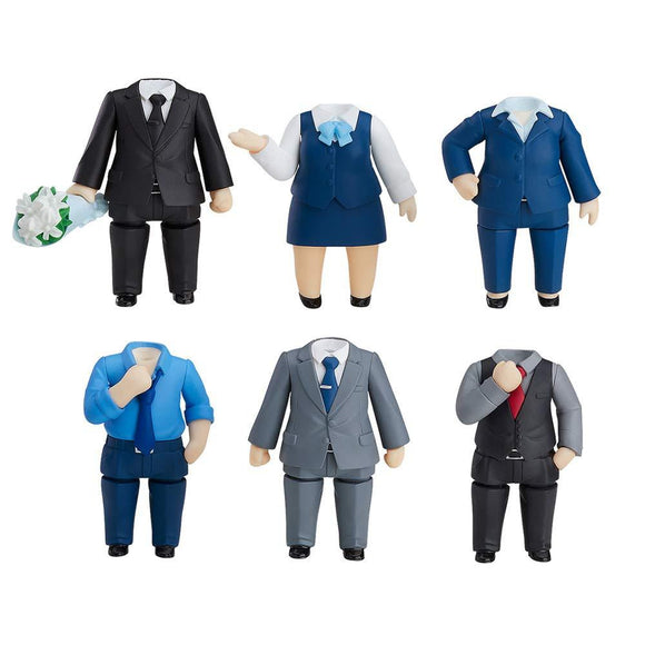 Good Smile Nendoroid More Dress Up Suits 02 (set of 6)