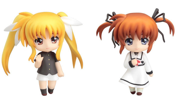 Good Smile Nendoroid Petit Magical Girl Lyrical Nanoha The MOVIE 1st Final Scene