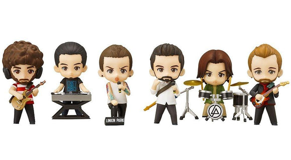 Good Smile Nendoroid Petit LINKIN PARK set - DREAM Playhouse