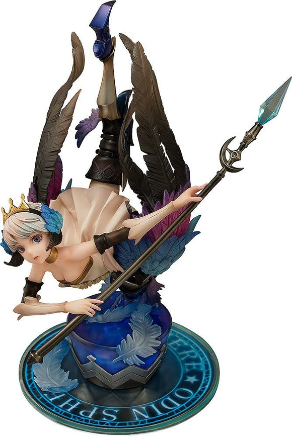 Aquamarine Odin Sphere Leifthrasir Gwendolyn Winged Maiden Warrior 1/8 figure