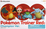 Good Smile Nendoroid Pocket Monster Pokemon Trainer Red Champion Ver.