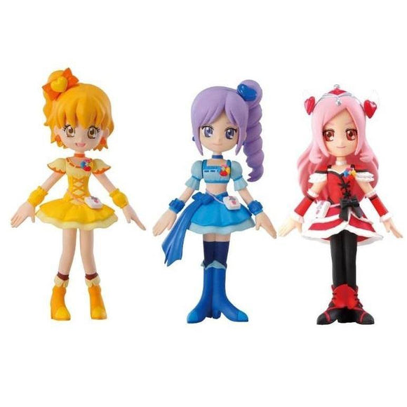 Bandai Fresh Pretty Cure Precure Cure doll