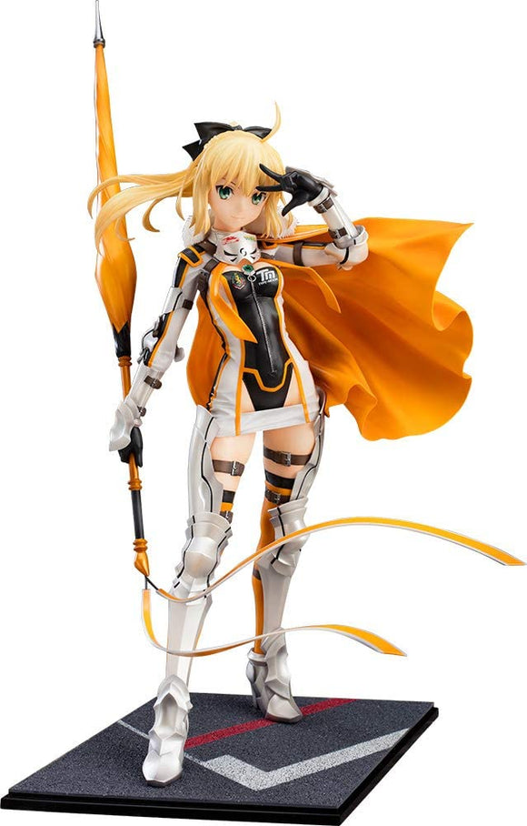 Good Smile Type-Moon Fate Saber Altria Pendragon Racing Ver 1/7 PVC figure