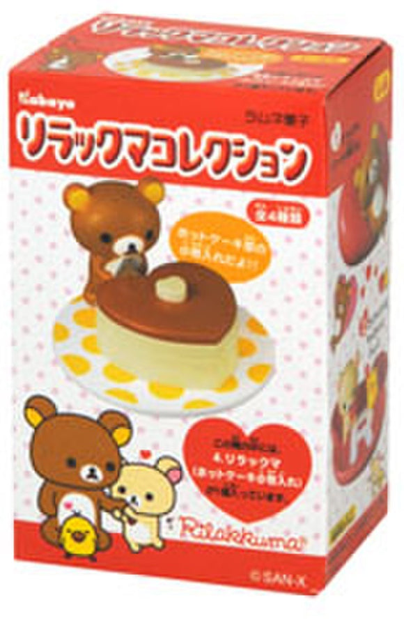 Kabaya Rilakkuma Rilakkuma Heart Collection (set of 4)