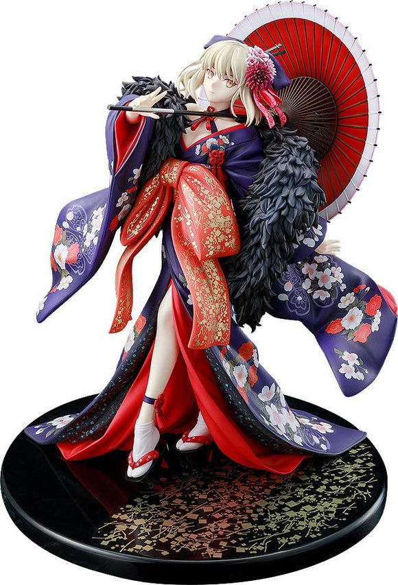 Kadokawa Fate/stay night Heaven's Feel Saber Alter Kimono Ver. 1/7 PVC Figure