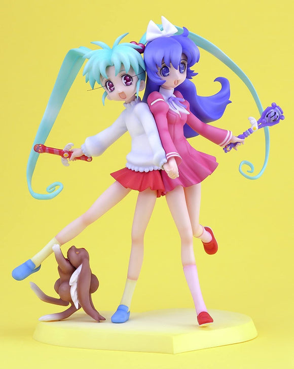 Max Factory Sasami Magical Girls Club Sasami & Misao 1/8 PVC figure