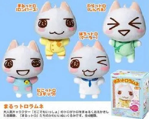 Kabaya Doko demo Issho Marutoro Torumane Plush doll (set of 4)
