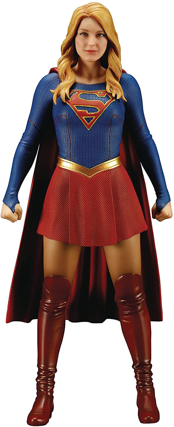 Kotobukiya ARTFX+ DC Comics Superman Supergirl TV Series 1/10 PVC figure
