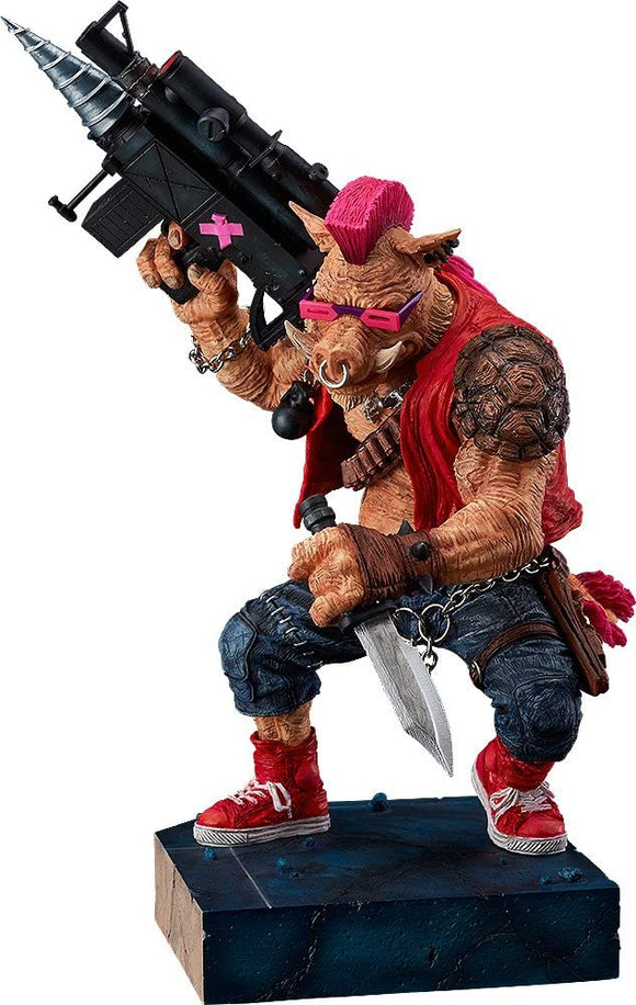 Good Smile TMNT Teenage Mutant Ninja Turtles Bebop PVC figure