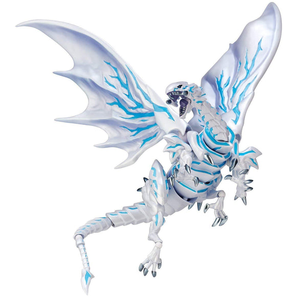 Union Creative Vulcanlog 013 Revoltech Yu-Gi-Oh! Revo Blue-Eyes White Dragon
