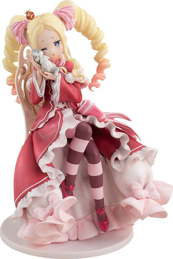 Kadokawa Re:Zero Beatrice Tea Party Ver. 1/7 PVC Figure - DREAM Playhouse