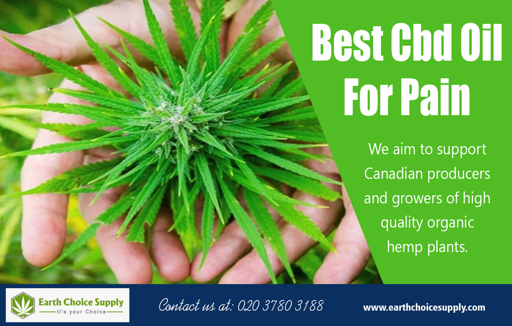 Cbd Oil For Pain Reviews