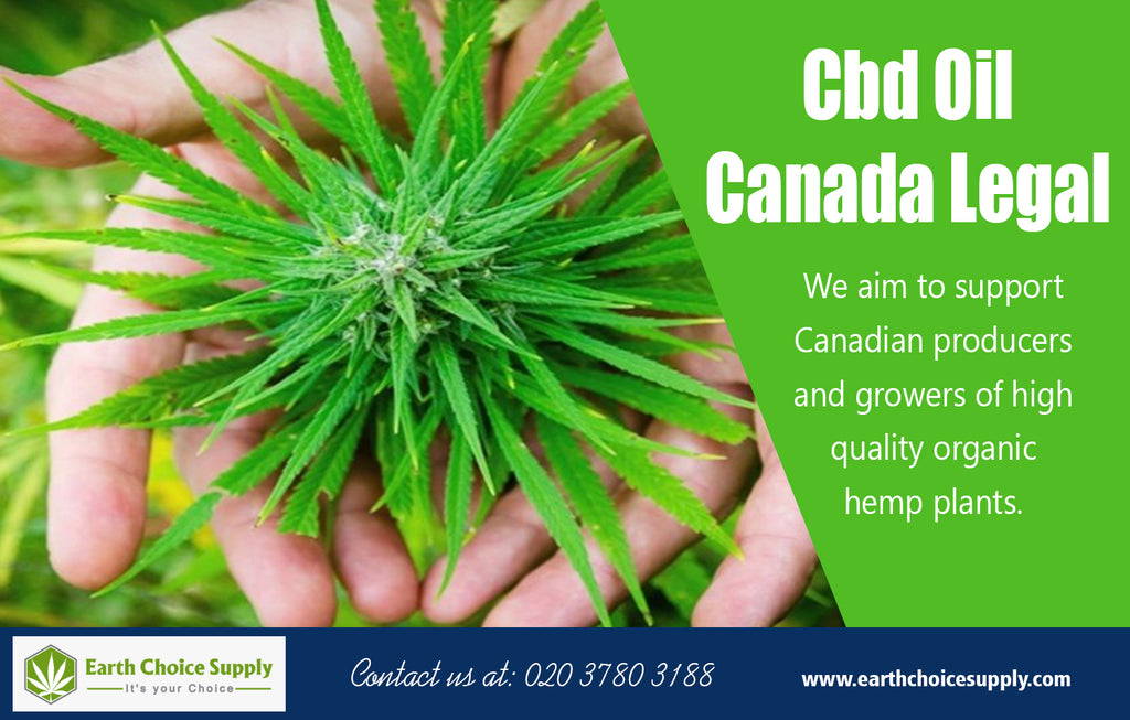 Cbd Oil Canada Legal