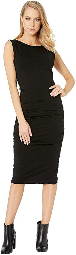 The Mia - Side Ruched Dress