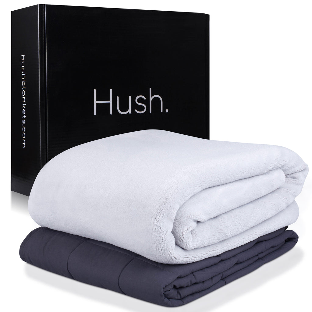 THE HUSH WEIGHTED THROW