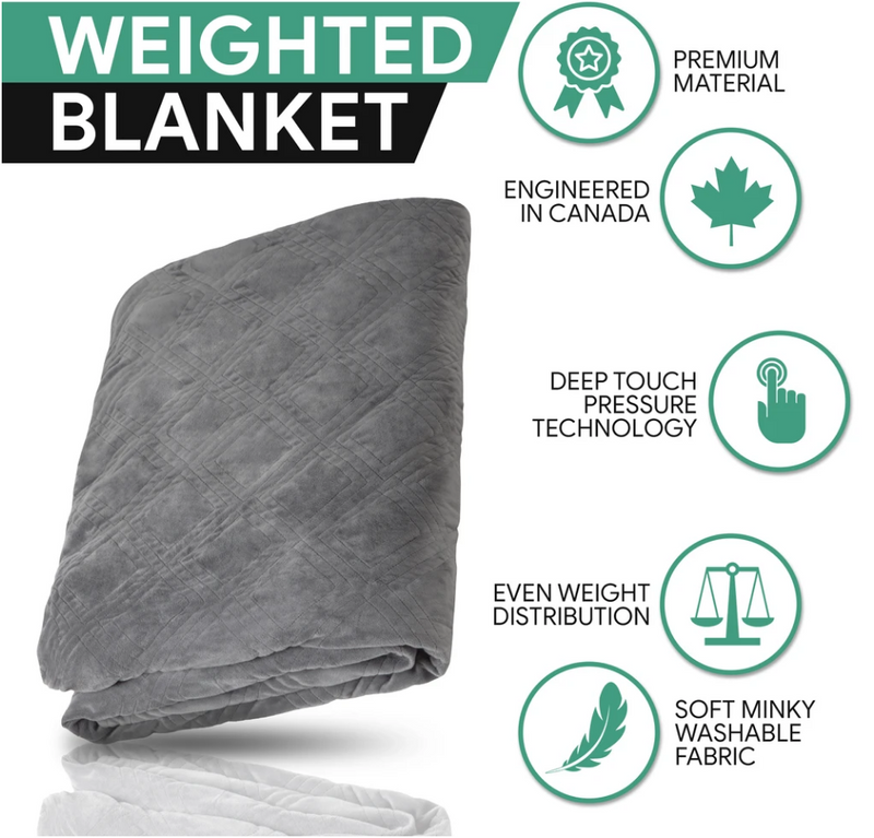 Hush Plush 2.0 - Warming Weighted Blanket