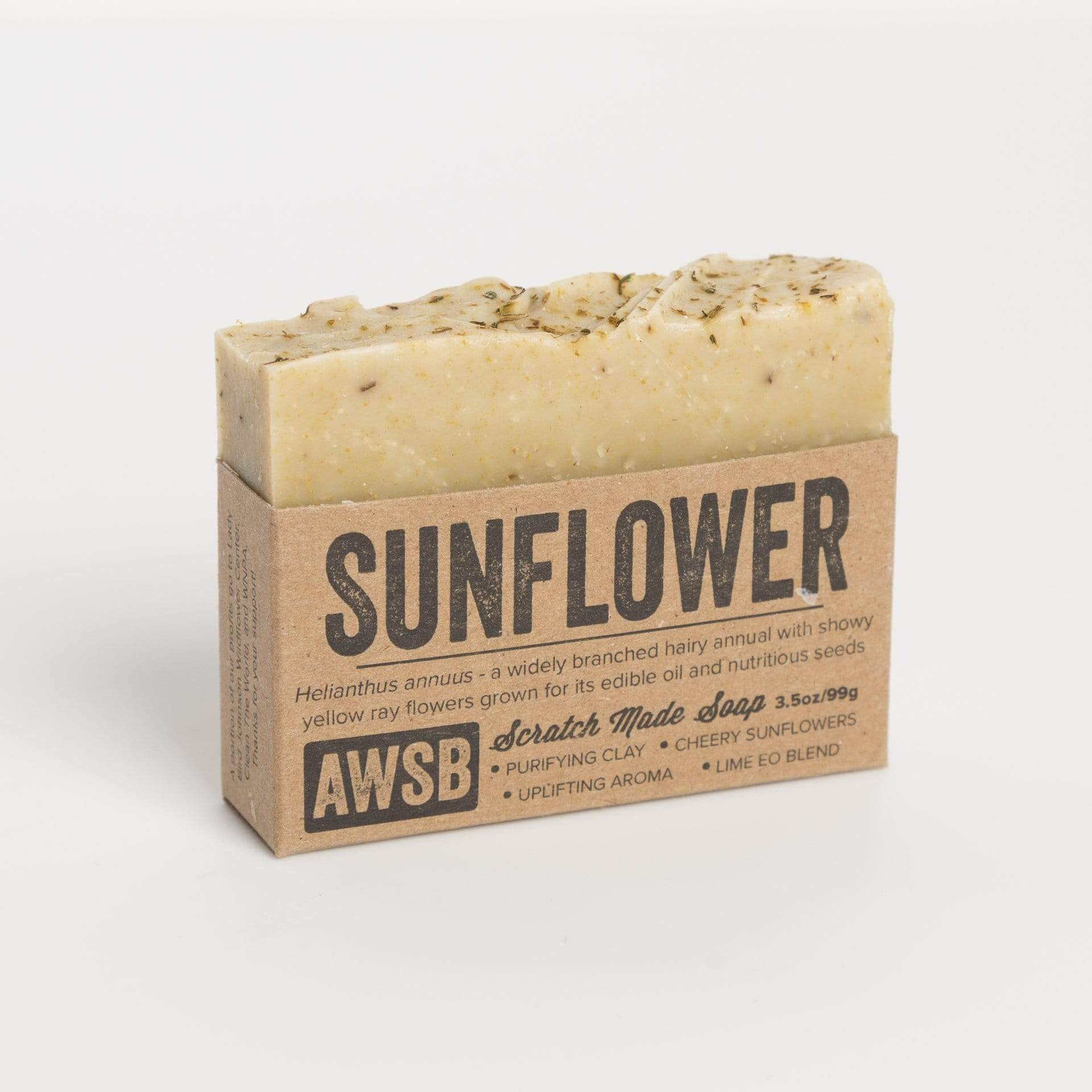 Sunflower Bar Soap - Urban Sprouts