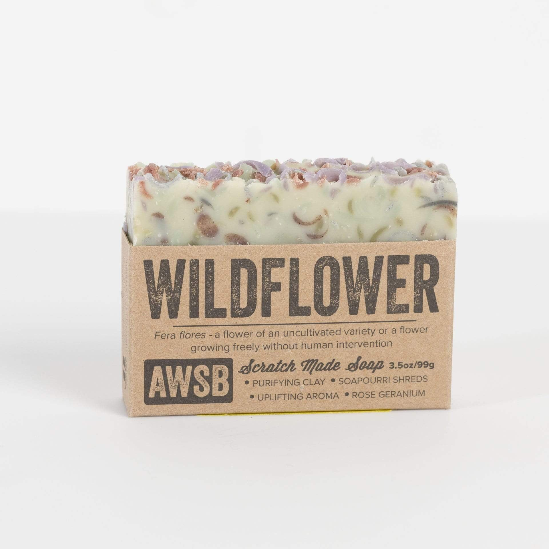 Wildflower Bar Soap - Urban Sprouts
