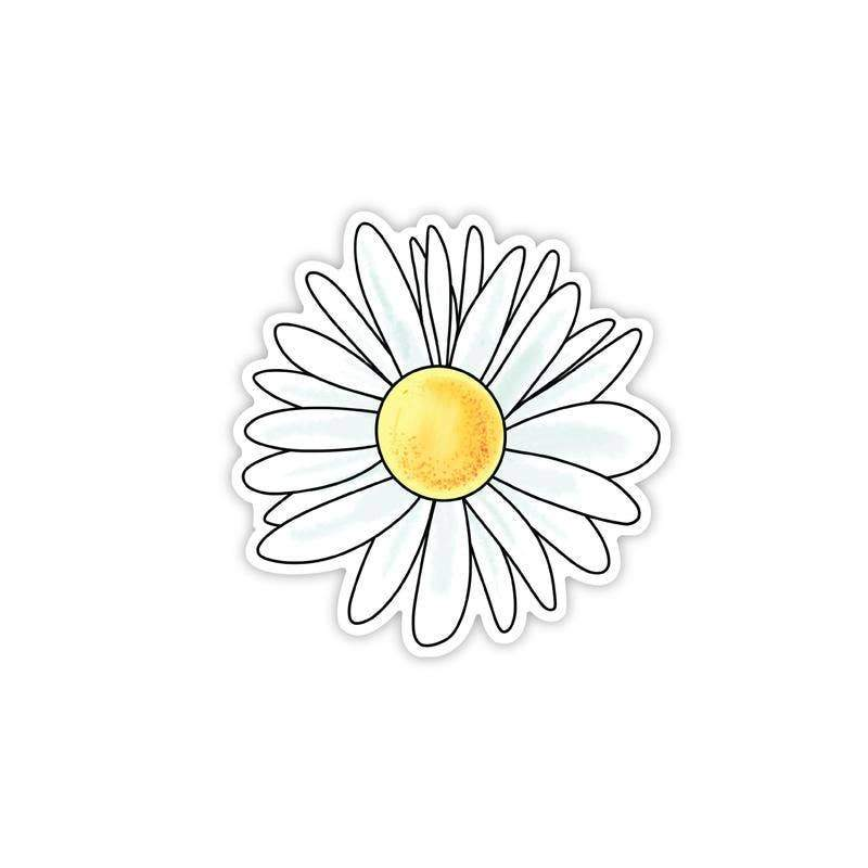 Daisy Sticker - Urban Sprouts