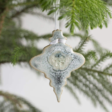 Ceramic Gemstone Ornament Bauble Key - Urban Sprouts