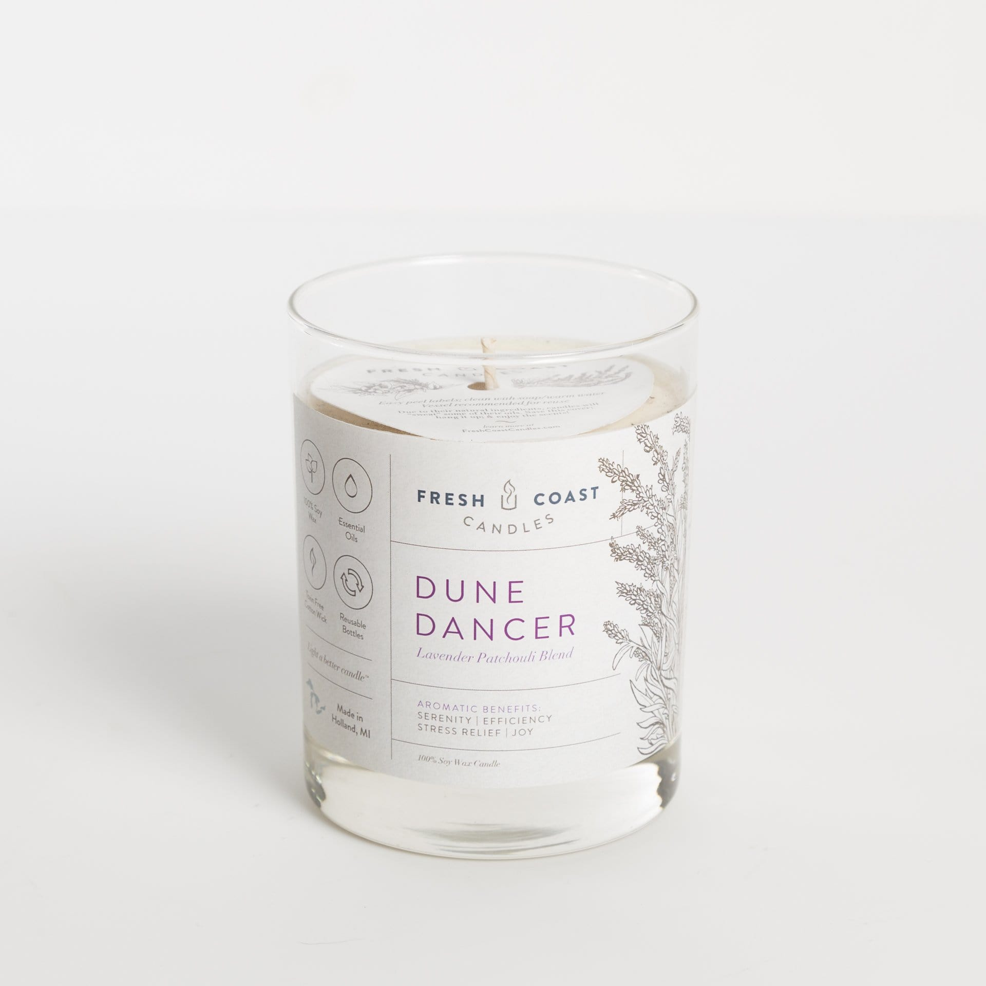 Dune Dancer Soy Candle - Urban Sprouts