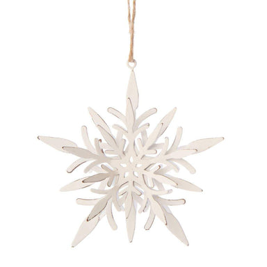 3D Snowflake Ornament - Urban Sprouts