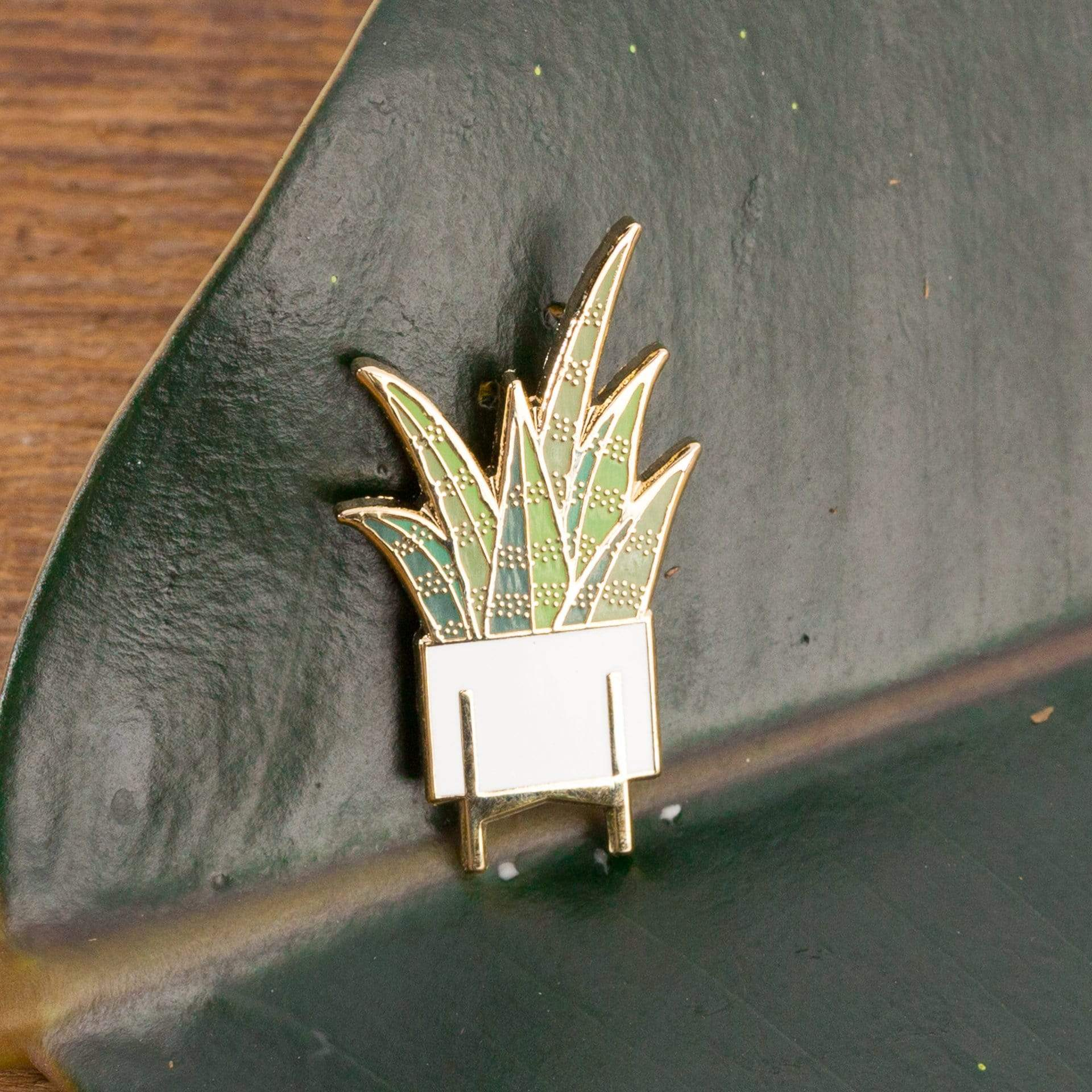 Synthesis Sansevieria Pin - Urban Sprouts