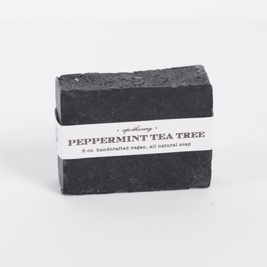 Nectar Republic Soap Peppermint Tea Tree Bath Soap