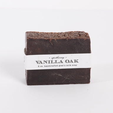 Nectar Republic Soap Vanilla Oak Bath Soap