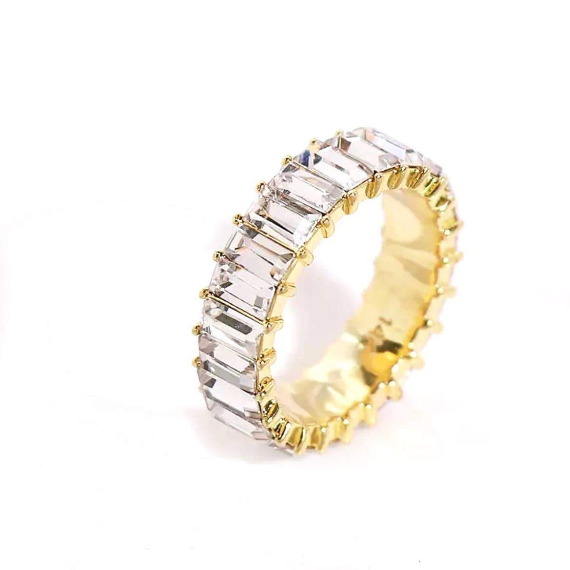 Crystal Shimmer Ring - Urban Sprouts