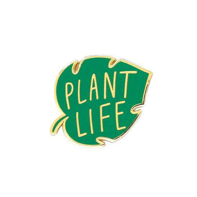 Plant Life Enamel Pin - Urban Sprouts