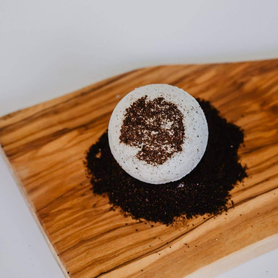 Coffee Bath Bomb - Urban Sprouts