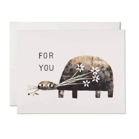 For you Turtle Card - Urban Sprouts