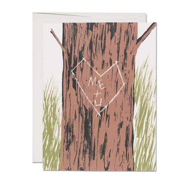 Me and U Tree Card - Urban Sprouts