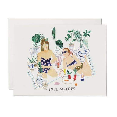 Soul Sisters Card - Urban Sprouts