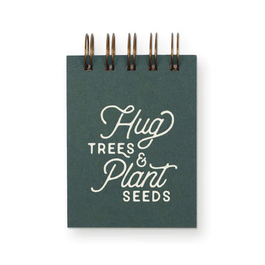 Hug Trees Mini Journal Lined Notebook - Urban Sprouts