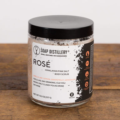 Rose Sugar Scrub - Urban Sprouts