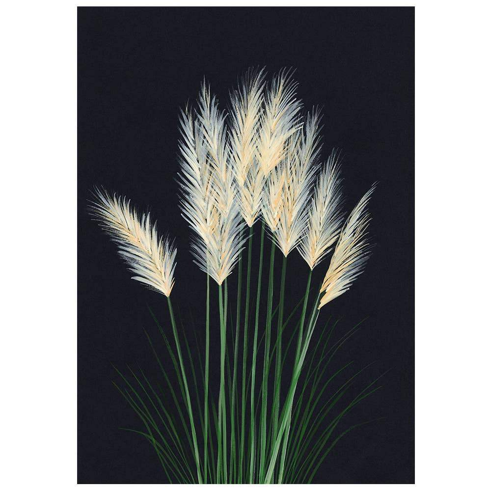 Pampas Grass Card - Urban Sprouts