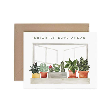 Brighter Days Ahead Card - Urban Sprouts