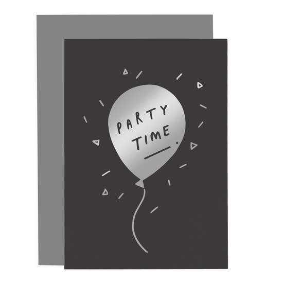 Party Time Card - Urban Sprouts