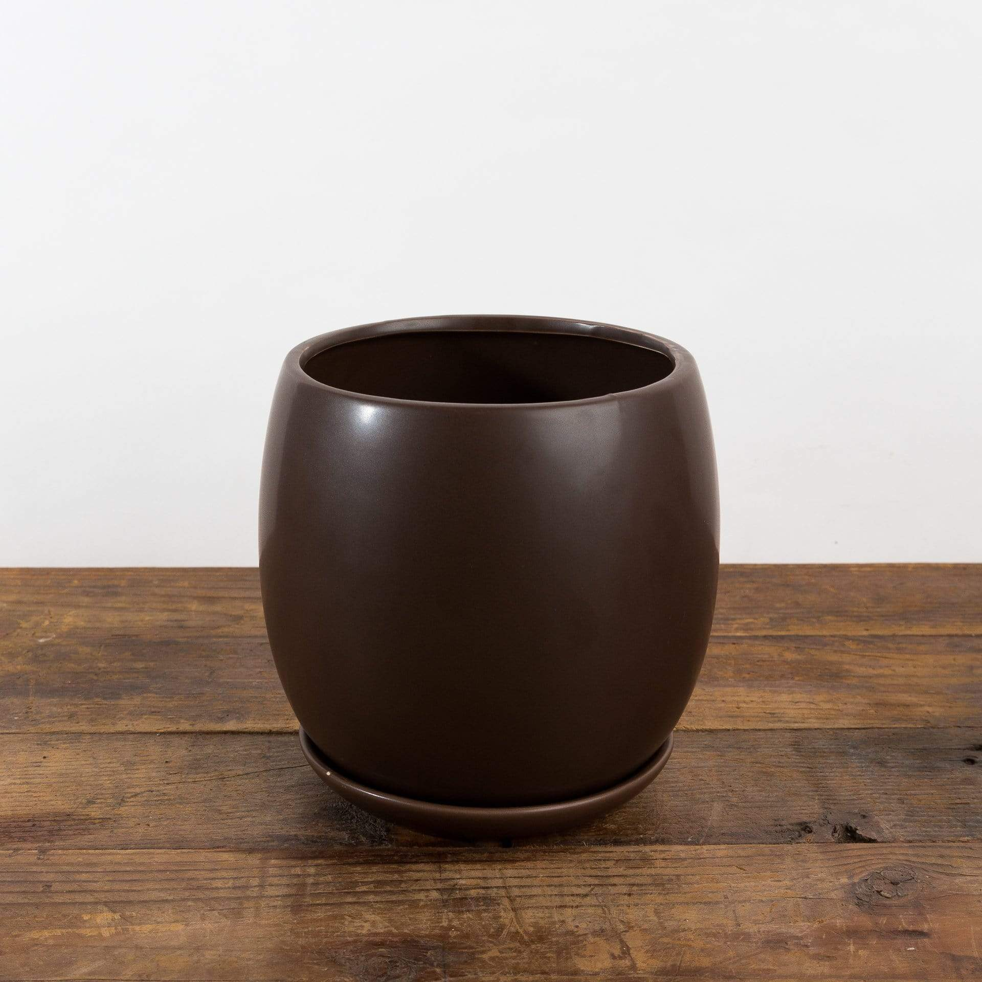 "Classic Rounded Planter 7"" - Urban Sprouts"