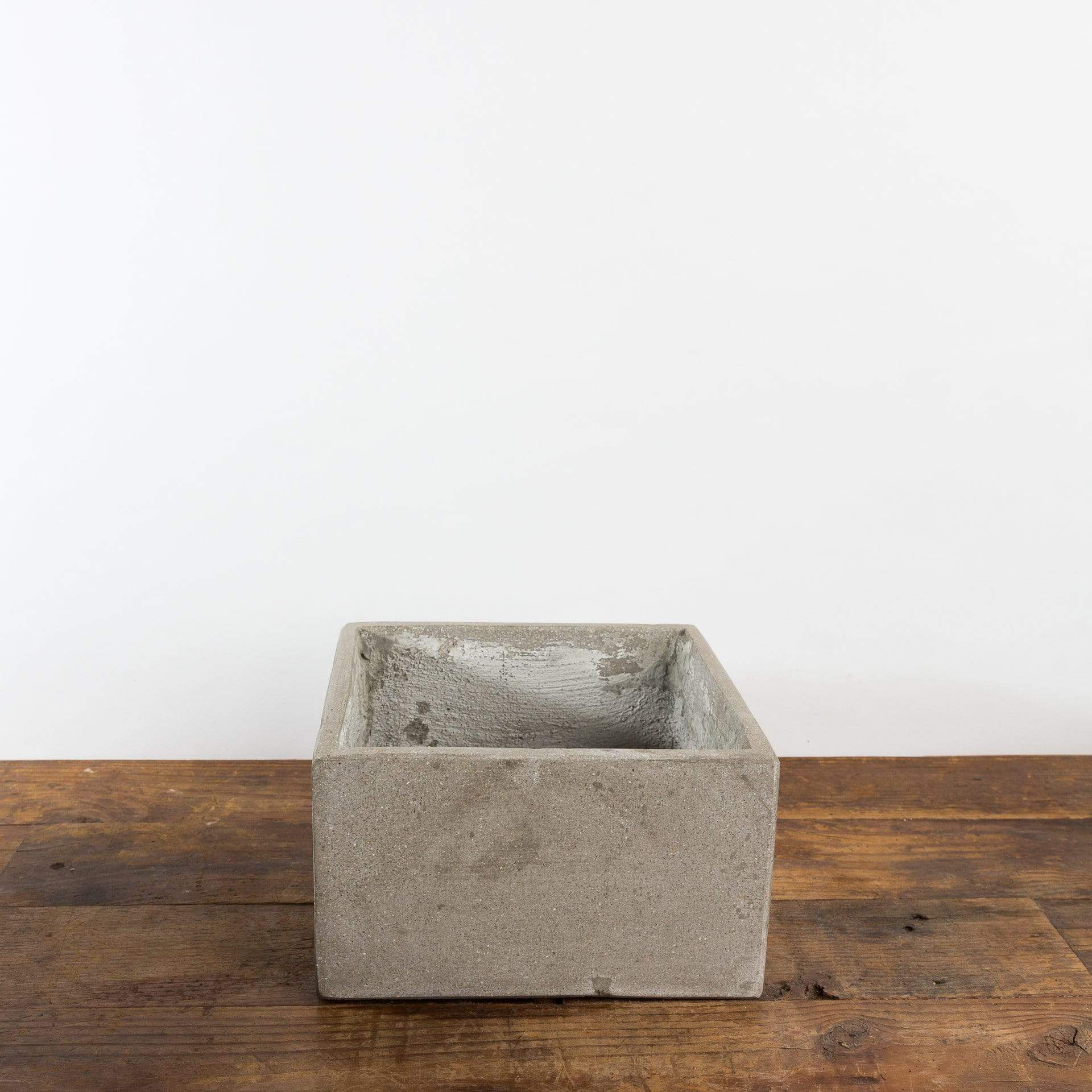 Concrete Cube Planter - Urban Sprouts