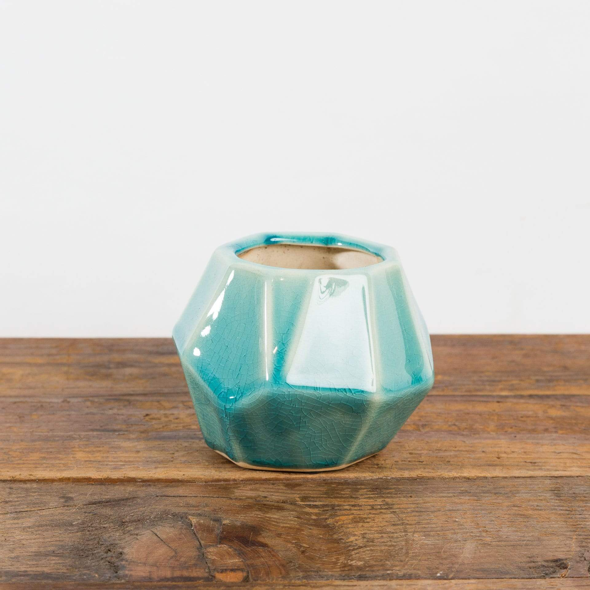 Raw Gemstone Planter - Urban Sprouts