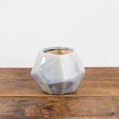 "Raw Gemstone Planter 4.5"" - Urban Sprouts"